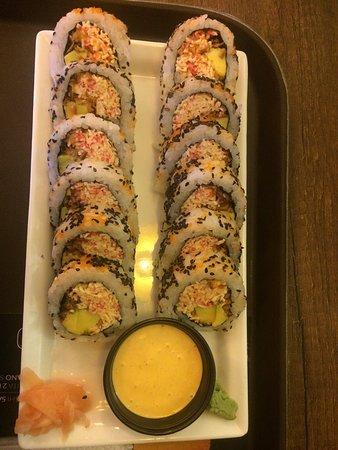 Buena alternativa  para comer sushi