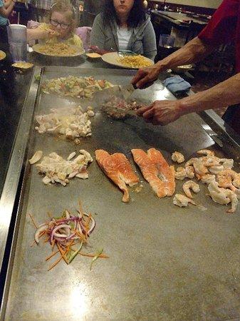 240350f21 Shogun Japanese Steakhouse, Fairview Heights - Restaurant Reviews ...