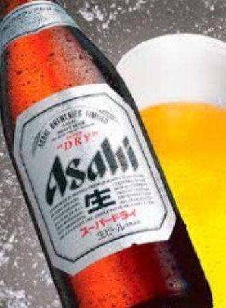 アサヒ 瓶ビール