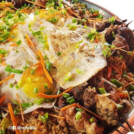 Nasi Goreng Sawan