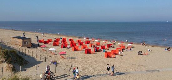 Noordwijk, Pays-Bas : Visit us at the beach.