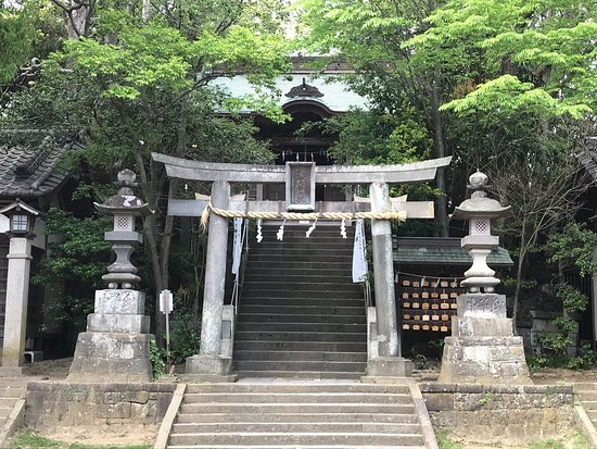 Shinozaki Sengen Shrine