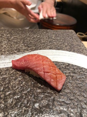 Great and sophisticated sushi