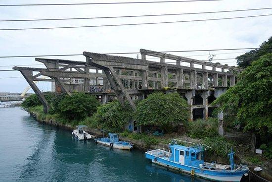 Agenna Shipyard Relics