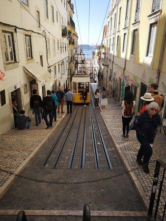 Elevador Da Bica Lisbon 2019 All You Need To Know Before You Go