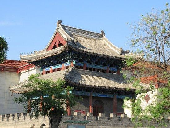 Baoding Bell Tower