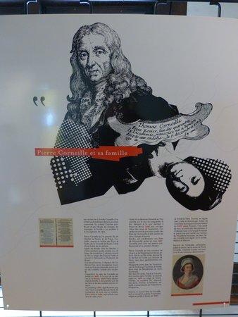 Musee Maison Pierre Corneille: Maison natale de Pierre Corneille