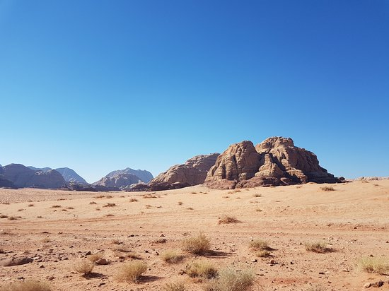 Jordan Tracks - Wadi Rum and Jordan excursions
