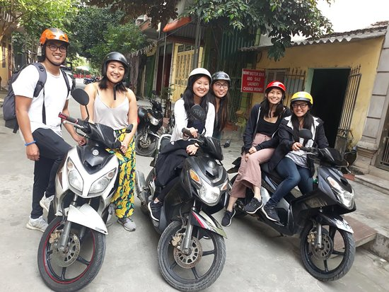 Cheap Motorbike Rental in Ninh Binh