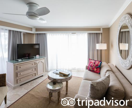 The Two Bedroom Oceanfront at the Bougainvillea Barbados