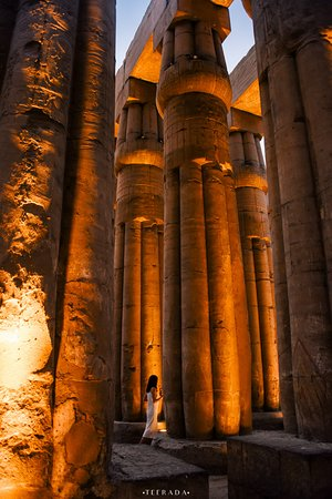 4-Day 3-Night Nile Cruise from Aswan to Luxor: Temple during sunset