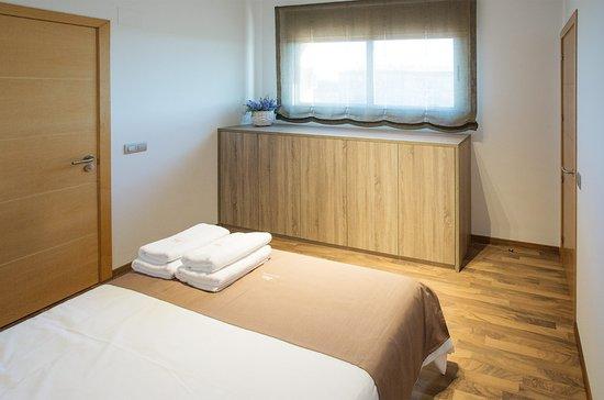 Vilanant, España: Habitación doble.