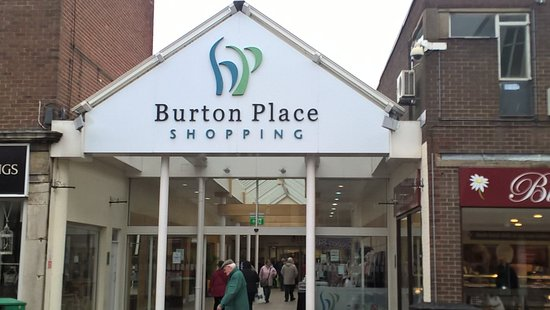 Burton Place Shopping Centre