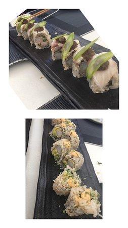 Muy rico todo!! El mejor sushi de Málaga