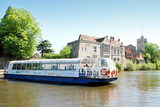 Kentish Lady River Tours
