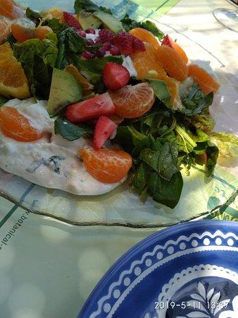 Fournes, กรีซ: Βοτανικό Πάρκο & Κήποι Κρήτης