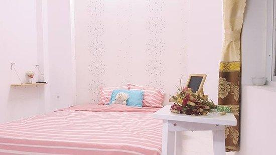 Vung Tau, Vietnam: phòng ngủ nhỏ của Lost Homestay