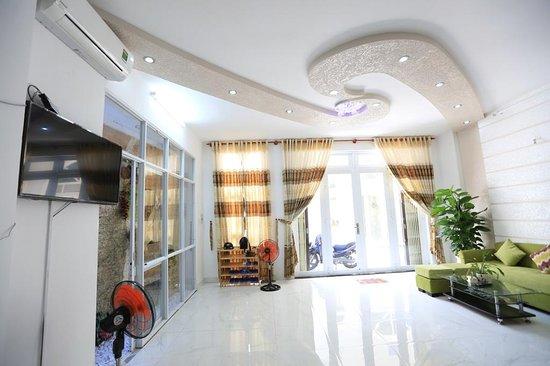 Vung Tau, Vietnam: phòng khách