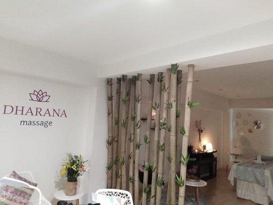 Dharana Massage