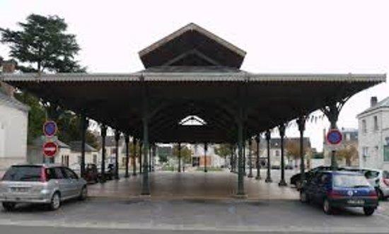 Jargeau, Frankrijk: Vue d'ensemble