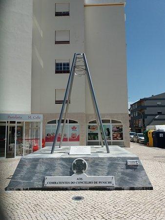 Monumento aos Combatentes de Peniche