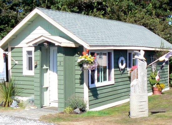Grayland, WA: The Garden Cottage