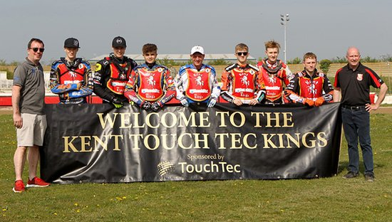"Sittingbourne, UK: Welcome to the 2019 Kent ""Touch Tec"" Kings!!"