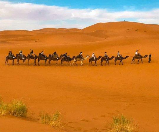 Tu Viaje al Desierto