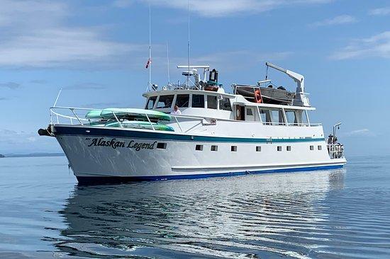Alaskan Legend Yacht Charters