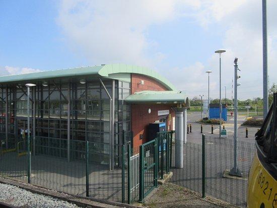 Aylesbury, UK: Main Entrance