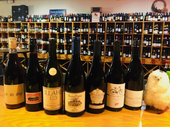 Beyond the Grape: Oregon wine month is May!  We always have great selections of Oregon pinot noir and interesting white wines.