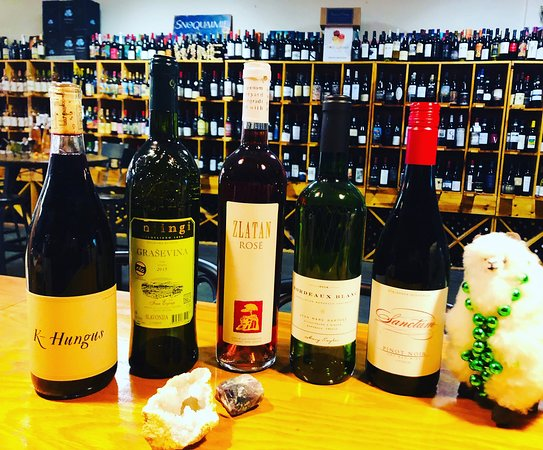 Beyond the Grape: Your source for a wide selection of organic and natural wines, including great selections from Slovenia and Croatia (Slo-Cro)!