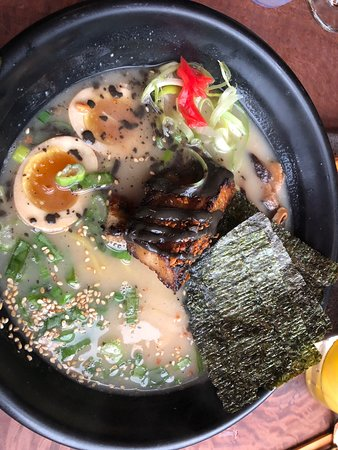 Japanese Bites in the Heights