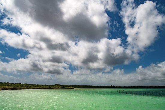 The Mayan Experience: Chichen Itza, Ek Balam and Valladolid (PRIVATE TOUR): Lagoon next to Muyil