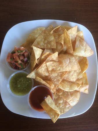 Derby, VT: chips and salsa
