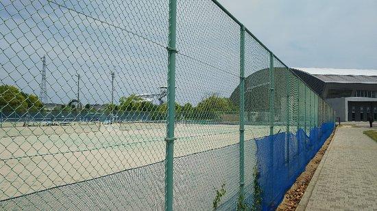 東予運動公園テニスコート
