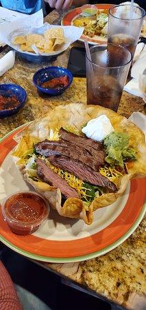 Columbia Heights, Minnesota: Taco fajita