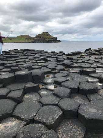 Giant's Causeway, Belfast Titanic Experience And Dark Hedges Tour from Dublin: Giant's Causeway