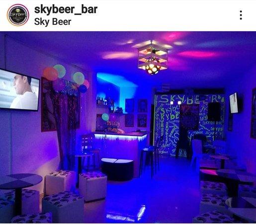 SkyBeer Bar