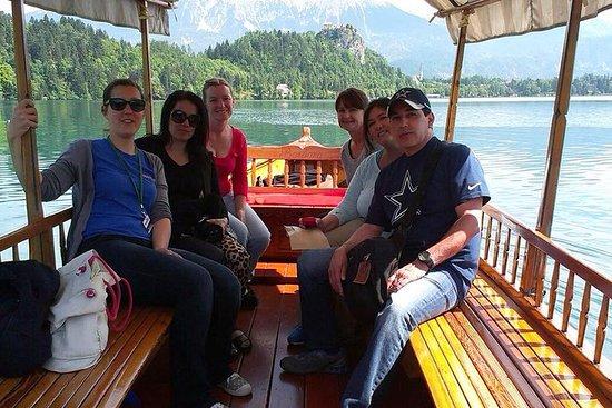Alpine Region Day Trip from Ljubljana