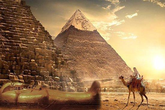 Private Half-Day Trip to Giza...