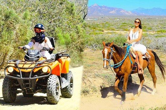 Los Cabos - COMBO Ridning & ATV Tour