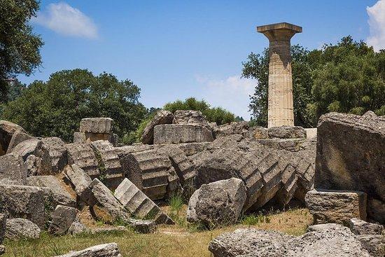 4日間のギリシャハイライトツアー:エピダウロス、ミケーネ、オリンピア、デルフ…