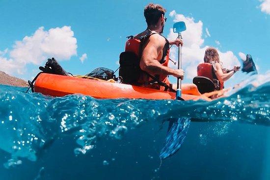 Aventura en kayak y buceo de...