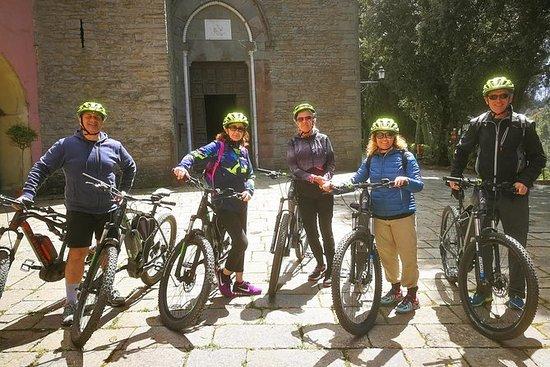 电动自行车Cinque Terre,里奥马焦雷到莱万托之旅