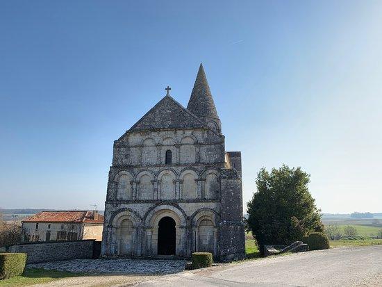 Saint-Cybard Church