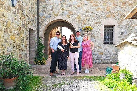 Brunello di Montalcino Wine Tour de 3...