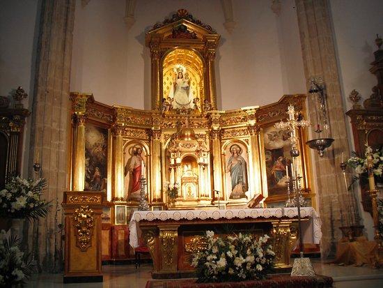 Parroquia de Santa Maria