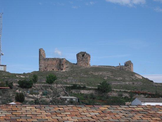 Cogolludo, Ισπανία: Vistas del Castillo.