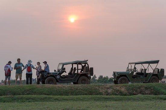 Campo Sunset Jeep Tour